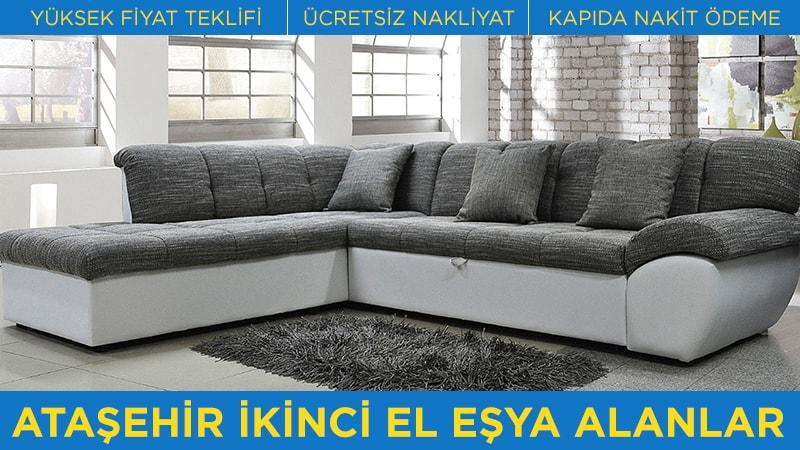 Ataşehir İkinci El Eşya Alanlar Hizmetlerimiz - En Yüksek Fiyat Teklifi Garantisi - Ücretsiz Nakliyat