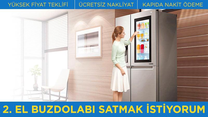 2. El Buzdolabı Satmak İstiyorsanız, içeriğimize mutlaka göz atın. Kazançlı buzdolabı satışı ipuçlarını sizler için özetliyoruz...