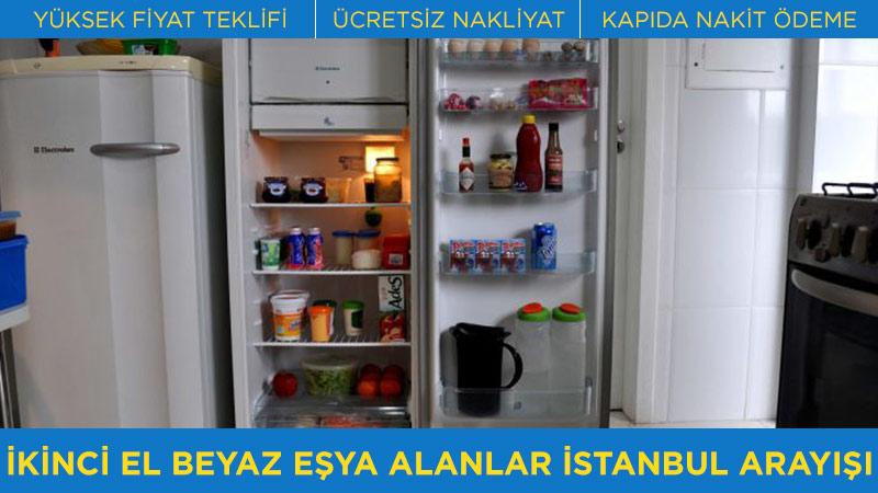İkinci El Beyaz Eşya Alanlar İstanbul Arayışınızı Sizler İçin En Kazançlı Şekilde Tamamlıyoruz...