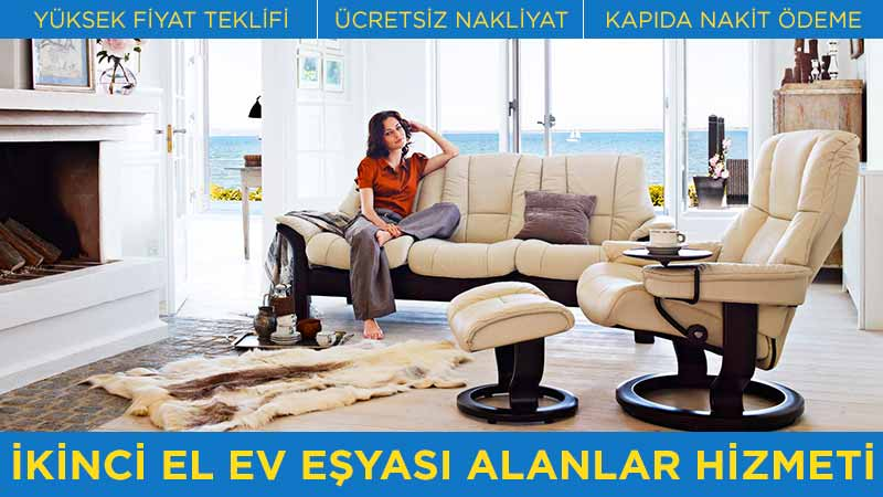 İkinci El Ev Eşyası Alanlar Hizmeti Yüksek Fiyat Teklifi - Ücretsiz Nakliyat - Kapıda Nakit Ödeme Komple Eşya Alanlar İstanbul: 0532 165 45 47