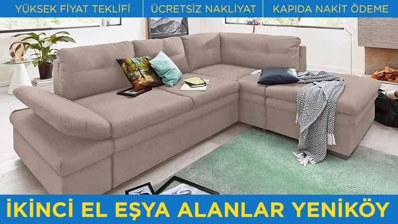 İkinci El Eşya Alanlar Yeniköy Hizmeti: En Yüksek Fiyat Teklifleri - Ücretsiz Nakliyat - Kapıda Nakit Ödeme İkinci El Eşya Satmak İstiyorum talepleri: 0532 165 45 47